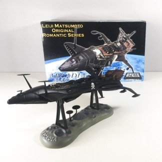 Arcadia Black Version-albator captain harlock-Aoshima SGM-20