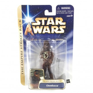 Chewbacca escape from hoth-star wars-Saga collection gold stripe