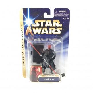Darth maul-star wars-Saga collection gold stripe