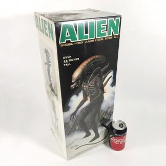 Jumbo Alien -Tsukuda Hobby Japan 1984 MISB