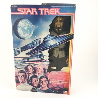 Klingon-STAR TREK motion picture-Mego 1979