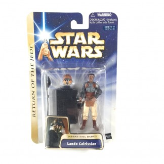 Lando Calrissian-star wars-Saga collection gold stripe