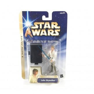 Luke skywalker tattoine encounter - star wars-Saga Collection gold stripe