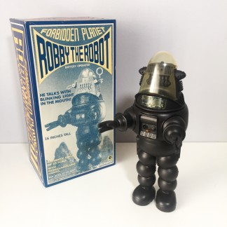 Robby the robot-Masudaya 1984-Forbidden Planet
