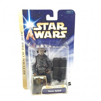 Tanus spijek-star wars-Saga collection gold stripe