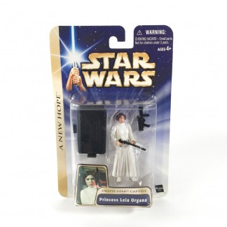 Leia Organa - star wars-Saga Collection gold stripe