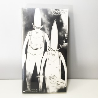 Unkle Deluxe Box set-FUTURA 2000-Kubrick 100%