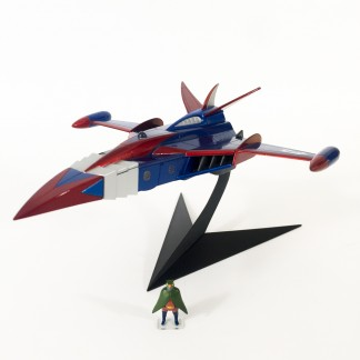 God phoenix Gatchaman repaint version FEWTURE