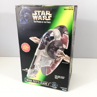 Boba fett's SLAVE 1 - Kenner 1996 Sealed