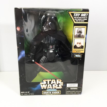 Darth Vader Electronic Kenner 1997 scellé