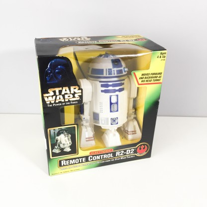 R2-D2 Electronic Remote controlled Kenner 1997 MISB