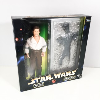 Han solo Carbonite Block Kenner 1997 MISB