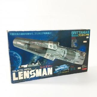 BRITTANIA-II-Lensman-Galactic-Patrol-TOMY-1984