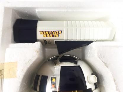 R2-D2 Sonic Control- Takara 1977 Japon