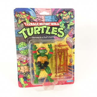 Raphael - TMNT 1988 - 10 back japan import