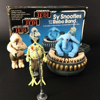 Sy Snootles and the Rebo Band Trilogo KENNER-007