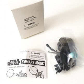B'OMarr Monk Mail Away Exclusive - kenner