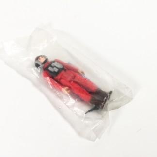 B-wing Pilot - Kenner Bag 1984