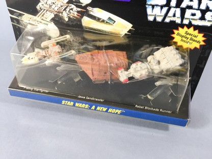 Micro Machines Star Wars Collection 4 -Galoob 1994