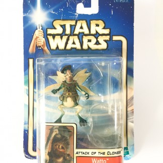 Watto (Mos Espa Junk Dealer) SAGA Series 2002
