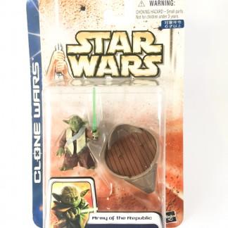 Yoda - star wars - Clone wars