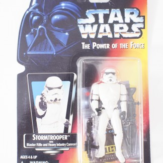 Stormtrooper POTF Red card