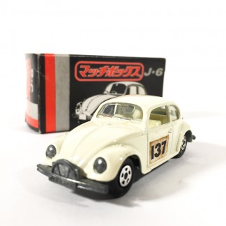 Volkswagen 137 j-6 Matchbox Superfast Japan 70s