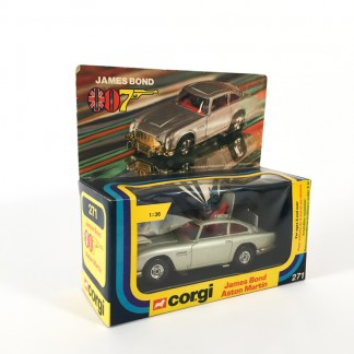 James Bond Aston Martin - corgi 271