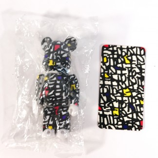 Bearbrick 100% – Eric Haze Series 21 – 2010