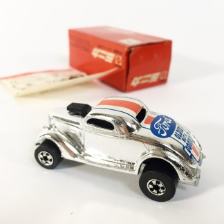 Chromed Neet Streeter Hot Wheels #18 Redline Era
