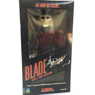 BLADE Puppet Master 12 inch Figure -Full Moon Toys MISB