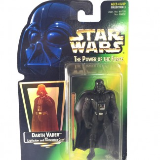 Darth Vader Holographic card - Star wars POTF