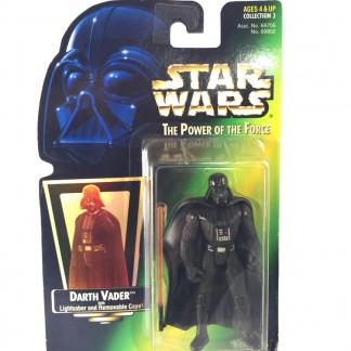 Darth Vader Holographic card - Star wars POTF