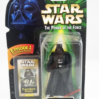 Darth Vader Flashback Photo - Star wars POTF 1998