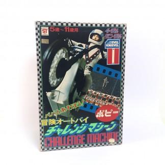 Evel Knievel Challenge Machine - IDEAL _ Popy Japan 1973