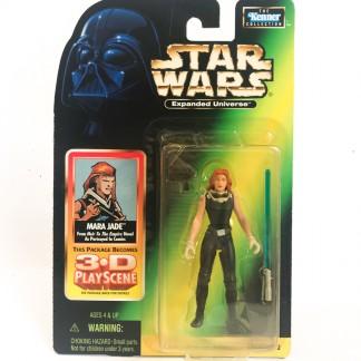 Mara Jade Expanded Universe - Star Wars POTF