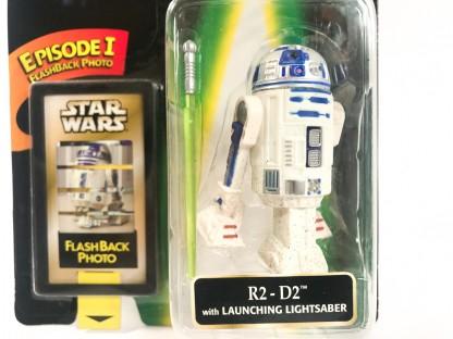 R2-D2 Flashback Photo - Star Wars POTF