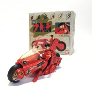 Akira Kaneda Bike 1_35 die-cast – Bandai 1988