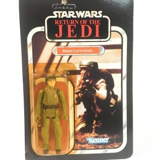 Rebel Commando - KEnner Retun of hte Jedi 1983