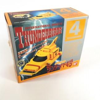 Thunderbirds TB-4 - Diecast Bandai 1993