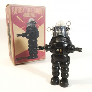 robby the robot X-PLUS JAPAN 2013 MIB