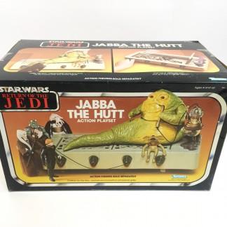 JAbba the HUtt - Kenner 1983 MISB