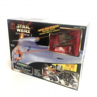 Naboo Royal Starship - Star Wars Episode 1 - MISB