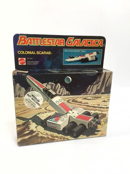 Colonial Scarab - Battlestar Galactica MATTEL 1978