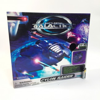 Cylon Raider Battlestar Galactica - Trendmasters 1996