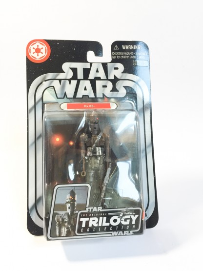 IG-88 Star Wars trilogy collection #27