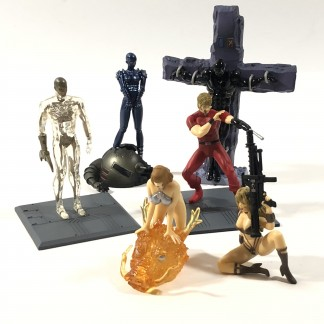 COBRA 2 Real Figure Collection