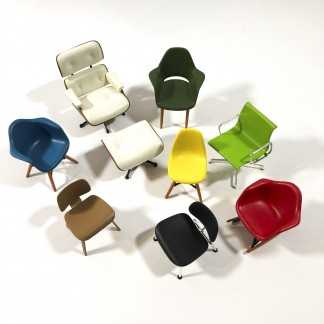 Design Interior Collection - Designers Chair Collection Vol. 3 REAC Japan