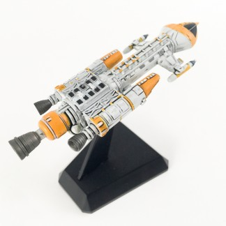 Hawk MK-IX Space 1999-gerry anderson Collection-Gashapon konami 2003