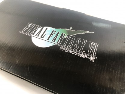 HIGHWIND Final Fantasy VII - Kotobukiya 2005 Sealed